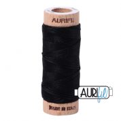 Aurifloss - 6-strand cotton floss - 2692 (Black)